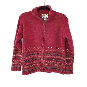 Vintage Heirloom Collectables Sweater Cardigan